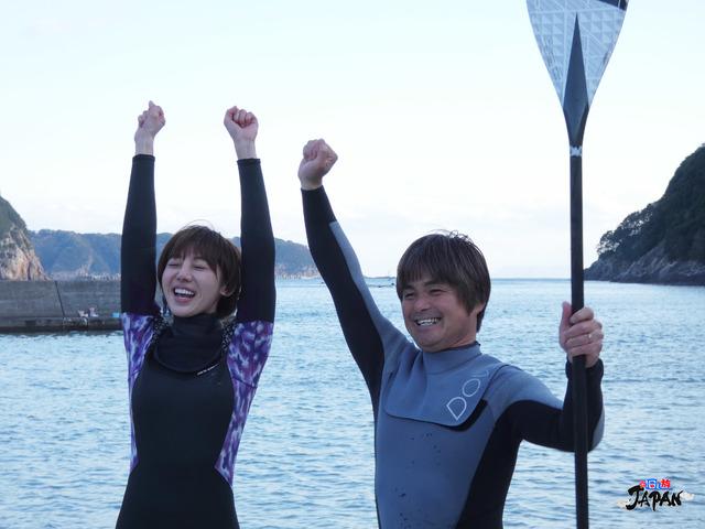 《週遊JAPAN》特蕾沙斷食遊日本 大喊好想談戀愛!  |