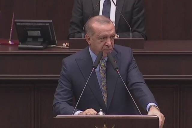 【更新】土耳其總統出面澄清 哈紹吉遺體未尋獲 | 土耳其總統哈爾段(翻攝影片)