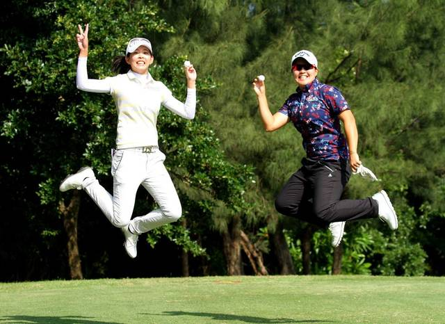 (TLPGA台灣女子職業高爾夫協會提供)