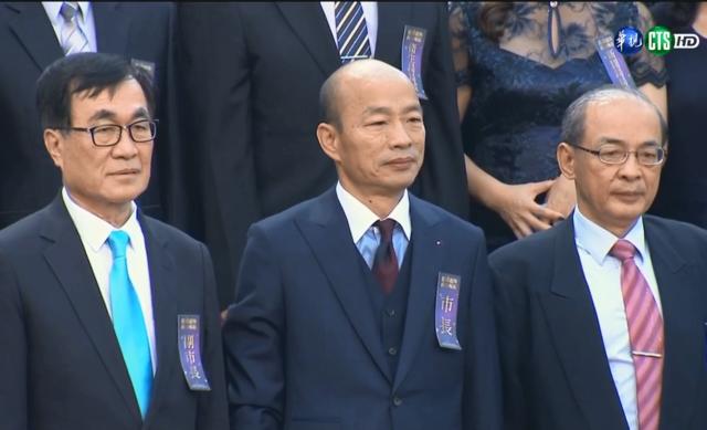高雄市長韓國瑜。資料照