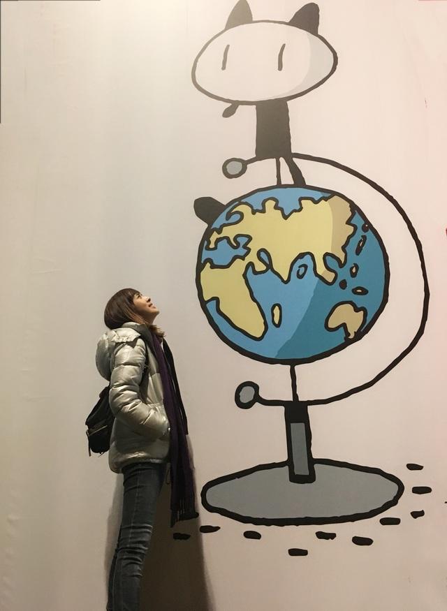 特稿/法國小鎮安古蘭 漫畫當生活文化認真經營  