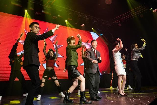 藍綠白齊聚「央視春晚」 蔡英文、王金平、柯文哲接力拜年 |
