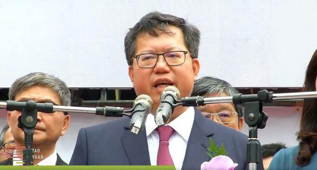 華航機師罷工 董座何煖軒:我見不到工會的人 | 桃園市長鄭文燦。(資料照)