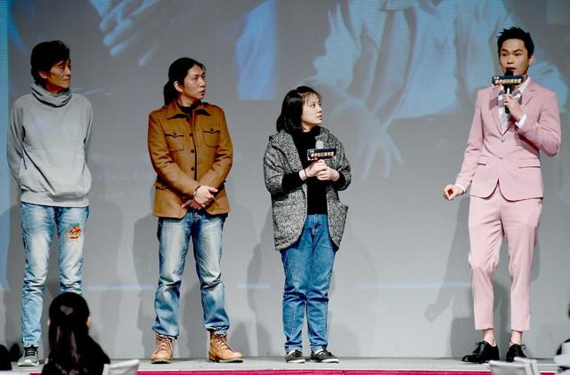 華視2019年推16新作 打造動能影音基地目標跨國跨平台聯盟 | 華視金選劇場《失父招領》喜翔、黃鐙輝與劇組團隊出席活動