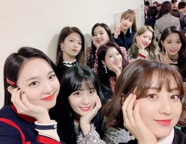 韓國女子團體TWICE紅遍亞洲。(TWICE IG)