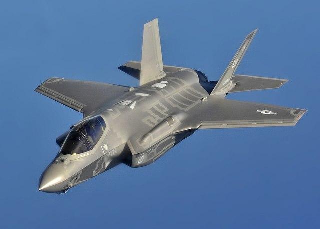 防F-35A戰機落入中俄之手 美日全力搜尋 | F-35A戰鬥機(翻攝維基百科)