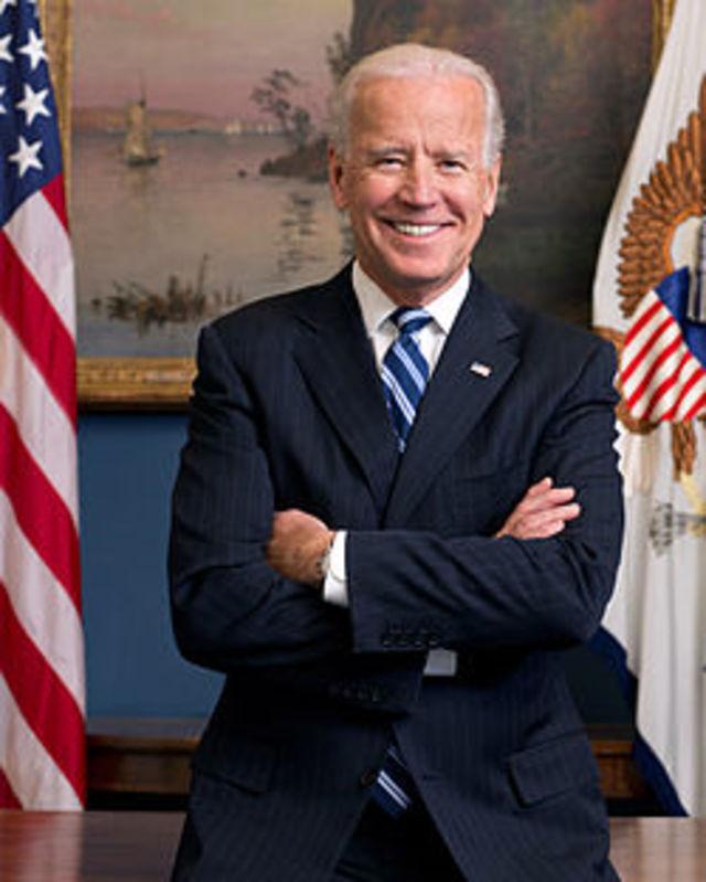美前副總統拜登宣布參選 民主黨黨內初選大爆炸   前副總統拜登宣布參選2020美國大選 引發關注(翻攝自維基百科)