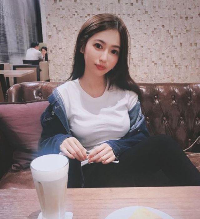 該名正妹為「楊吉兒」,在IG上粉絲超過14萬。(翻攝IG)