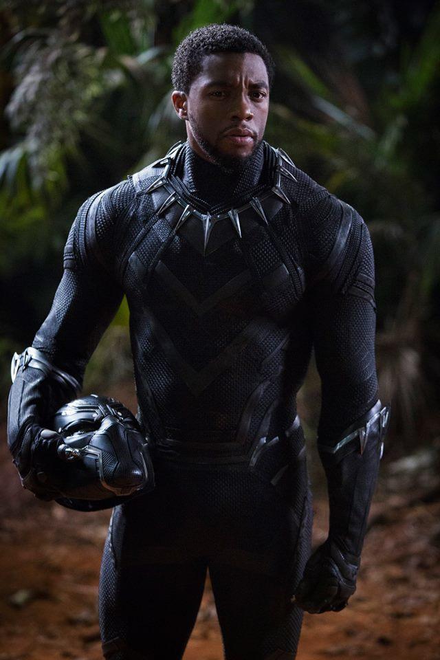 黑豹。(翻攝自Black Panther官方臉書)