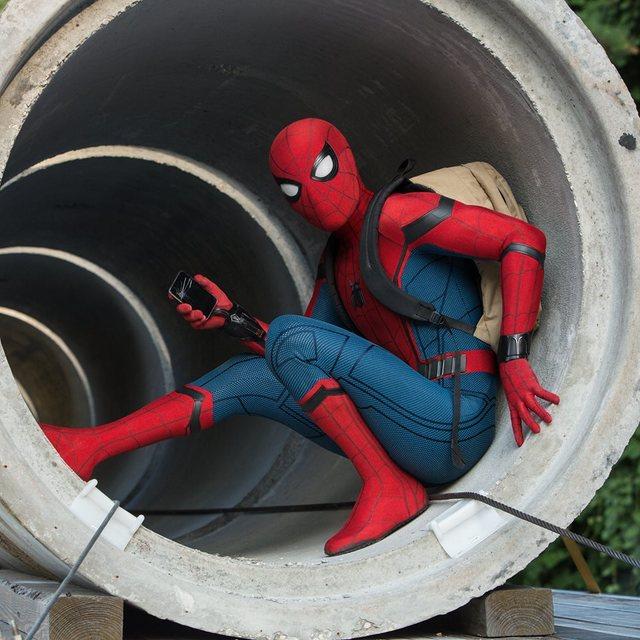 蜘蛛人。(翻攝自Spider-Man官方臉書)