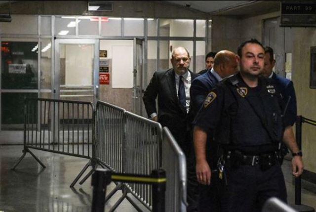 控訴影視大亨性侵 美國女星尋短獲救 | 溫斯坦被爆騷擾多名女星,目前性侵案仍審理中。(圖/Instagram)