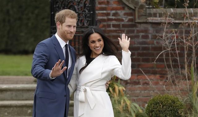 英王子王妃攜手行善  盼助傷痛者度難關 | 它們也表示,希望透過這項新服務幫助更多患者。(資料照片)