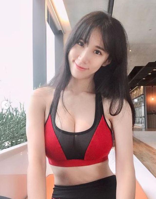 (翻攝IG/qiaoxinhuang)