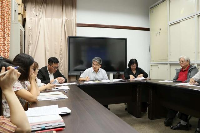 新竹市政府召開「強化公私立幼兒園稽查專案會議」。(新竹市政府提供)