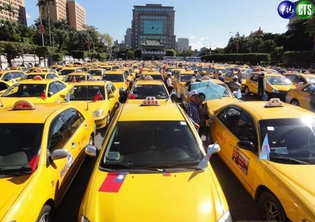 交通部協助車齡超過12年以上的計程車汰舊。(資料照)
