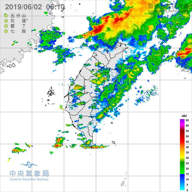 7縣市大雨特報 台北高溫恐飆34度 |