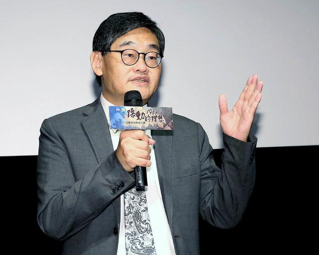 華視64民主紀錄片首映 魏德聖導演獻主持處女秀  