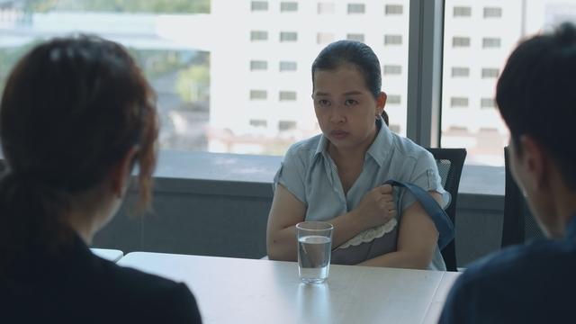 方宥心詮釋殺人犯家屬 勇敢站出來為父親洗刷罪名 | 莫愛芳飾演外籍移工辛蒂控訴被雇主性侵