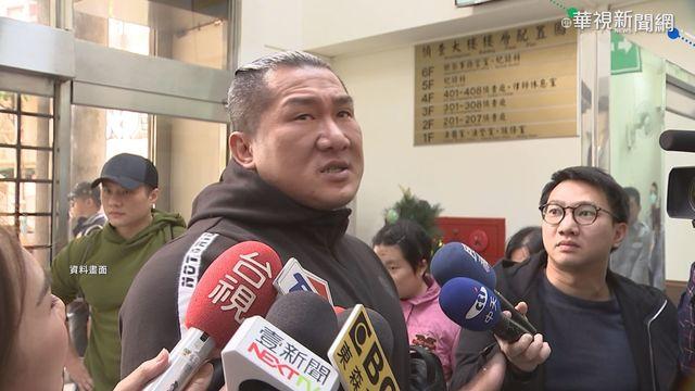 館長陳之漢在直播中邀請立委黃國昌舉行「紅色媒體滾出台灣」的遊行。(資料照)