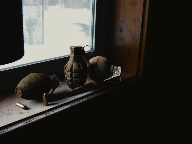 手榴彈示意圖(翻攝自網路)