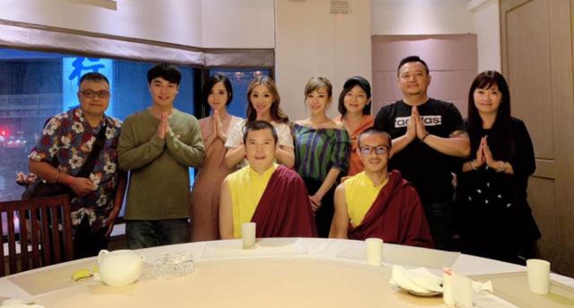 張峰奇李亮瑾穩交近1年 吵架全靠「這7字」解決   張峰奇和李亮瑾2人交往後開始吃素。