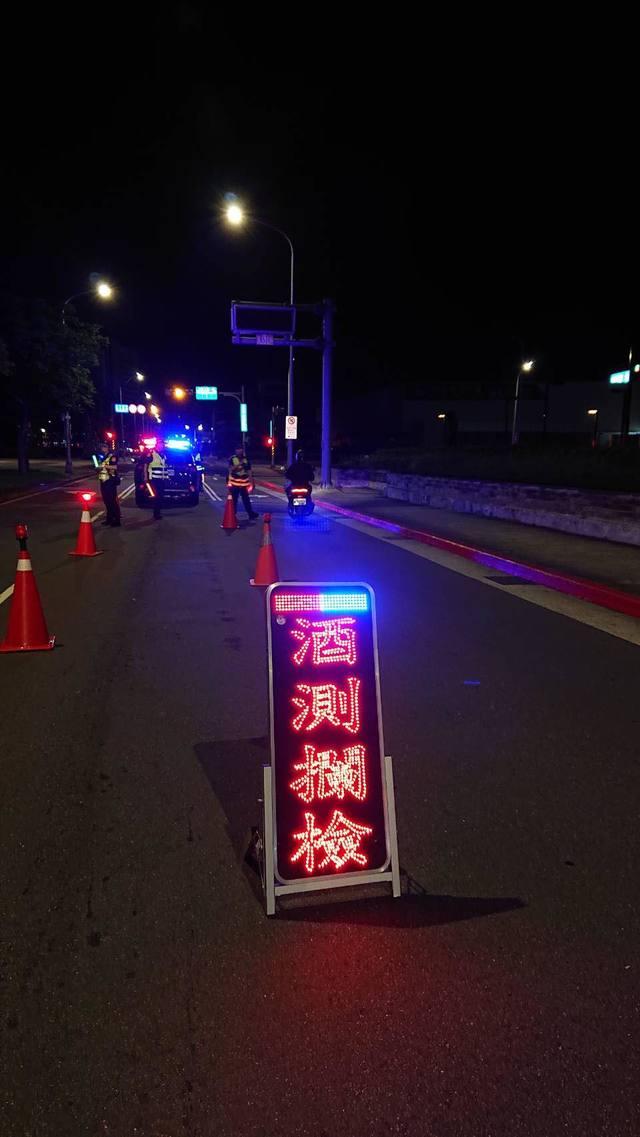 (台北市政府警察局交通大隊提供)