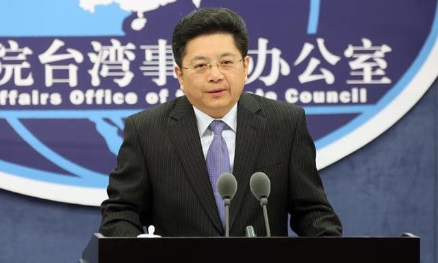 中國國台辦發言人馬曉光(資料照)