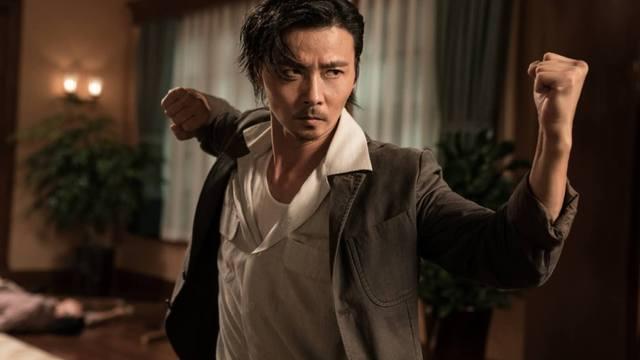 漫威首位華裔英雄 網友大推彭于晏出演 | 張晉曾演出《葉問外傳:張天志》。(翻攝自微博)