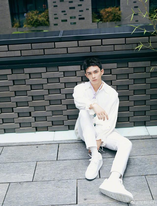 漫威首位華裔英雄 網友大推彭于晏出演 | 吳磊曾出演《瑯琊榜》。(翻攝自微博)