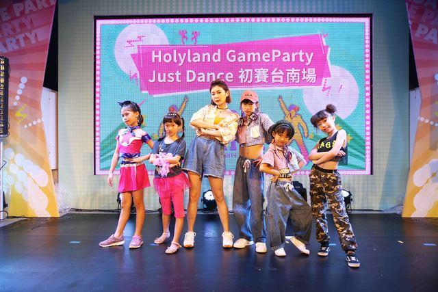 ALBEE、GINO重現紫禁之巔經典片段 要打去「Holyland Game Party」打!  