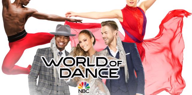 WOD節目版的三位評審/翻攝自FB粉專「World of Dance」
