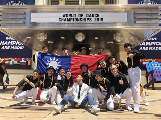 以學生團體身份,躍上國際舞台。/《FreshmenX》提供。