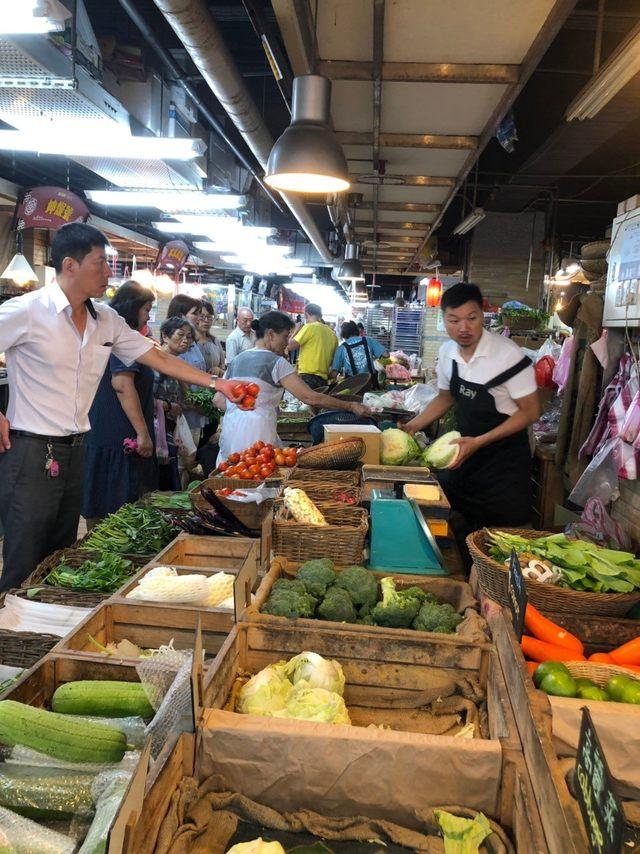 利奇馬逼近衝擊菜價? 北市市場處:量價穩定 |