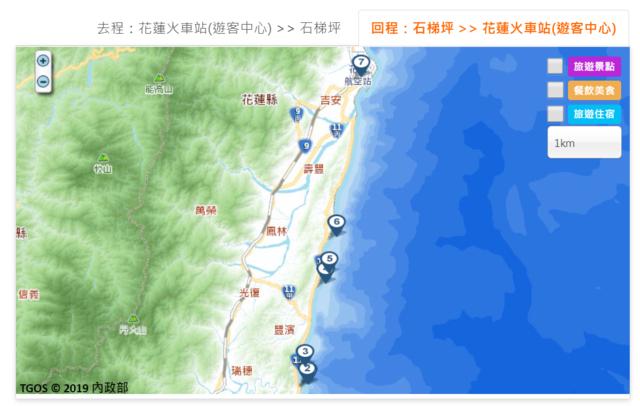 【網路溫度計】夏日輕旅行只知道去花季?這些點讓你IG美照拍不完! | (臺灣好行)