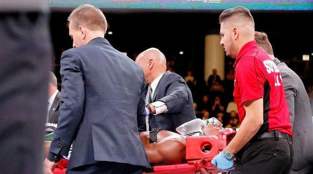 拳壇再傳噩耗 「戰鬥牛仔里奇」練拳倒地不治 | 另一名拳擊手戴依也在拳賽中去世。(翻攝自路透社)