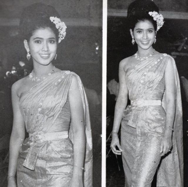 亞芭詩菈是泰國史上首位拿下環球小姐冠軍殊榮的女子。(翻攝apasrahongsakula IG)