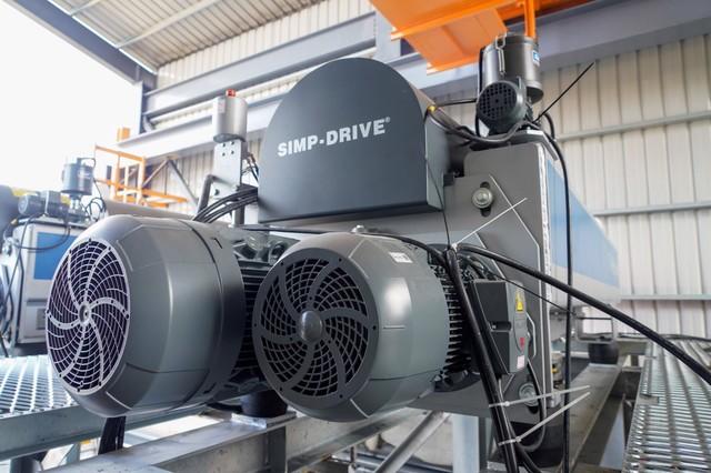 中火廢水處理廠25日起測試 台電:8部機組同時運轉  