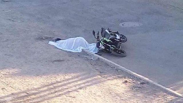一名少年被流彈波及身亡(翻攝推特)