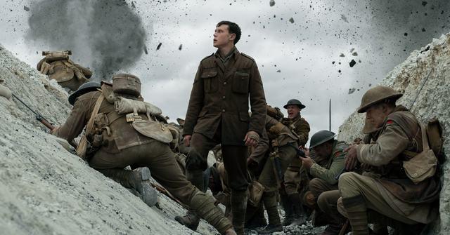 戰爭片《1917》獲得奧斯卡最佳攝影獎