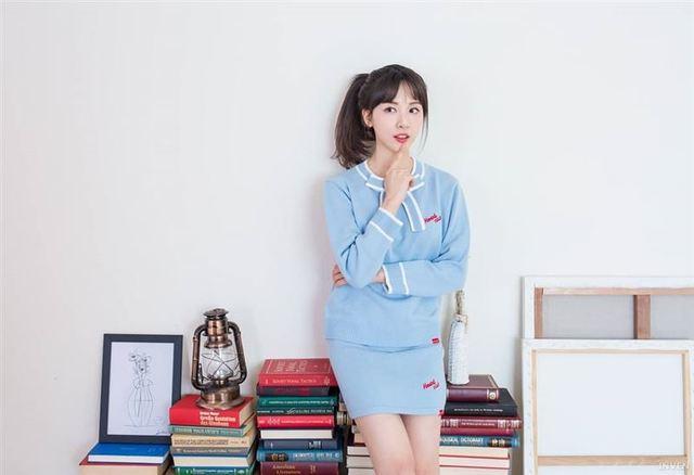 韓女主播轉播一半不適急就醫 檢疫結果揭曉 | 金敏兒擁有姣好外型,擁有不少粉絲。(翻攝金敏兒IG)