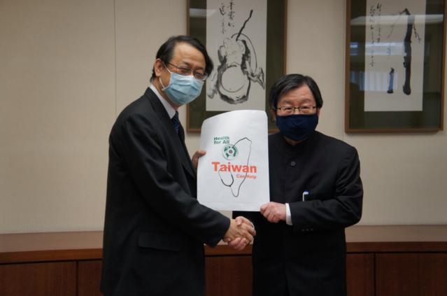 大讚台灣防疫!日本台灣交流協會:我們都是證人 | (日本台灣交流協會提供)