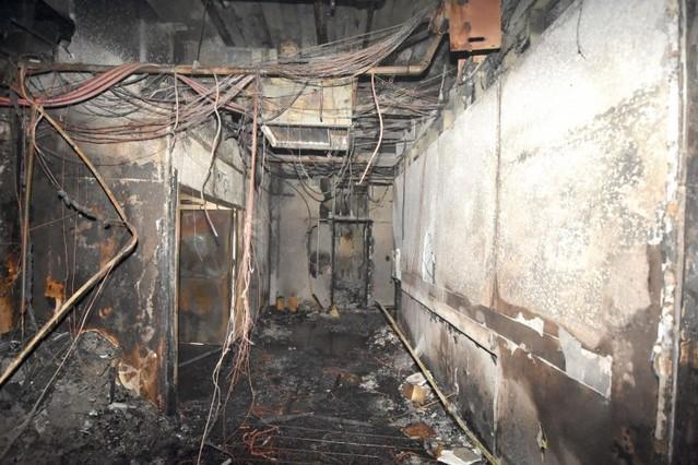 錢櫃林森店大火釀5死。(資料畫面)