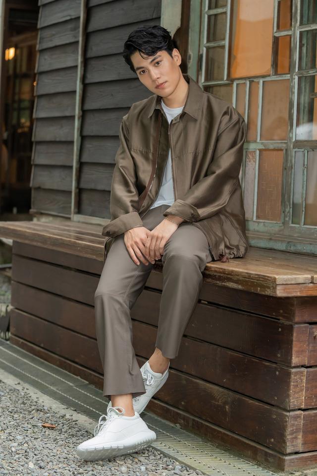 林子閎《若是一個人》飆演技人氣爆衝   宣布喜訊加盟新東家 | 林子閎演出《若是一個人》人氣爆衝 照片由TVBS提供