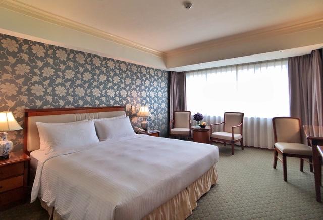 台中長榮桂冠酒店推出住好住滿飯店33小時專案。