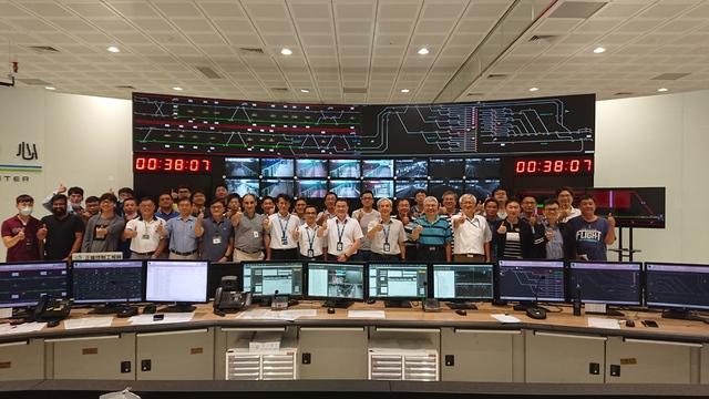 中捷在6月12日凌晨完成-穩定性測試-連7天過關。