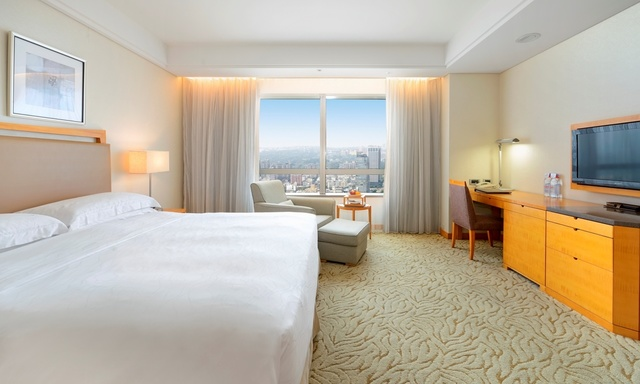 裕元花園酒店推出入住使用不限面額之振興券每房僅NT$2,999元活動。