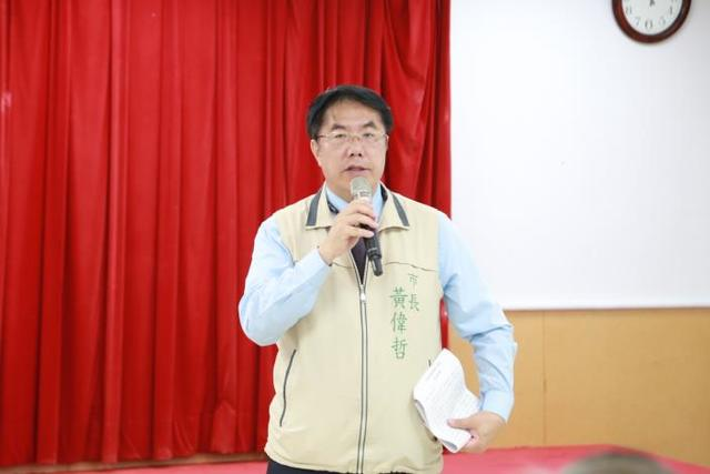 台南市長黃偉哲。