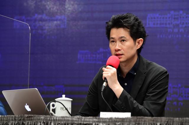 行政院發言人丁怡銘(資料照)