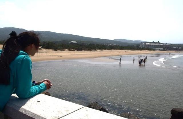 福隆海水浴場(新北市政府提供)