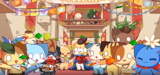 想不到吧! 台灣動畫「九藏喵窩」竟在日本爆紅? /圖:教育部閩南語動畫網提供